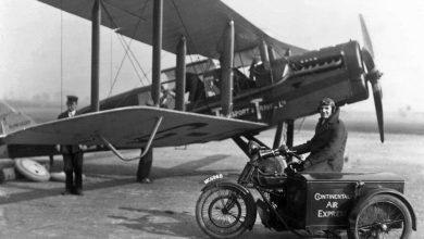 Photo of 100-jarig jubileum van de eerste KLM vlucht