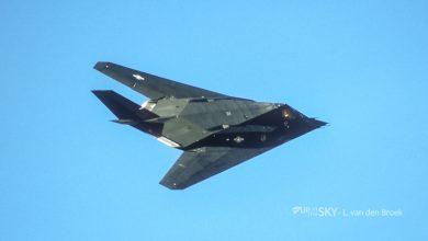 Photo of F-117 'Stealth' vliegt – twaalf jaar na buitendienststelling