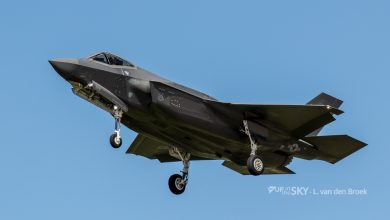 Photo of Amerikaanse F-35 gecrasht in Florida