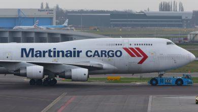 Photo of Martinair 747 uit voorzorg teruggekeerd naar Amsterdam