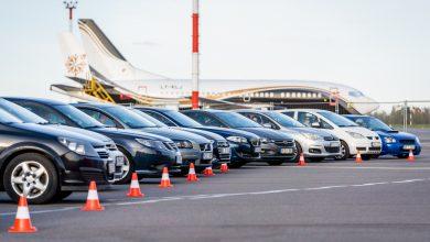 Photo of Vilnius gebruikt luchthaven als drive-in bioscoop | Foto's