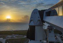 Photo of SpaceX woensdagavond voor het eerst met mensen de ruimte in