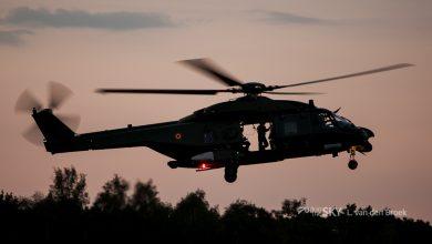 Photo of 'Naderend einde voor Belgische NH90 helikopters'