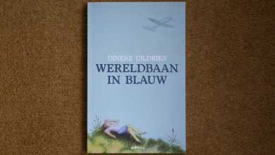 Photo of Wereldbaan in blauw | Boek