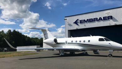 Photo of Embraer bouwt eerste Legacy 450 om naar Praetor 500