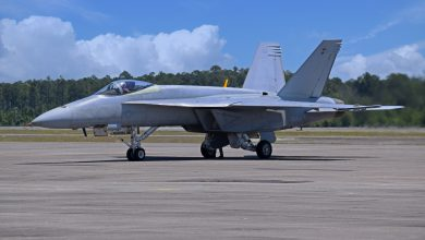 Photo of Boeing levert eerste Super Hornet af aan Blue Angels