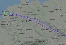 Photo of KLM 777 teruggekeerd naar Amsterdam door technische reden