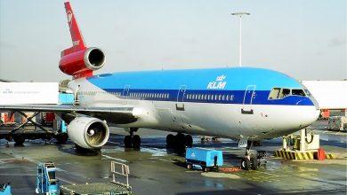 Photo of De DC-10 in zowel KLM, als Northwest livery   Video