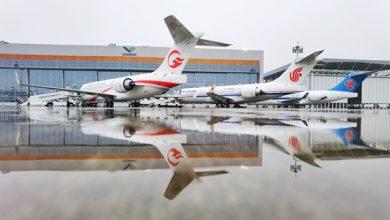 Photo of Grote drie Chinese maatschappijen ontvangen eerste ARJ21