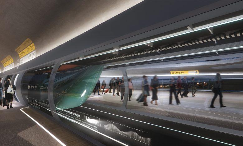 hyperloop-schiphol
