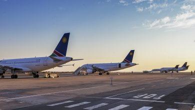 Photo of Air Namibia houdt alle vliegtuigen aan de grond