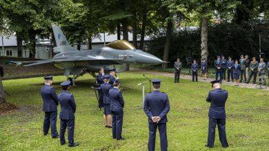 Photo of Defensie plaatst F-16 op de Koninklijke Militaire Academie