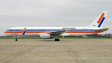 Photo of De Boeing 757's van Air Holland | Video