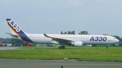 Photo of Eerst gebouwde Airbus A330 met pensioen