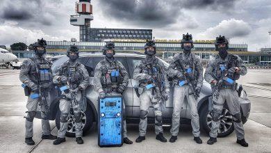 Photo of Dienst Speciale Interventies oefent op Rotterdam Airport