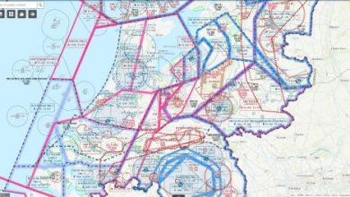 Photo of LVNL komt met interactieve kaart voor VFR-vliegers