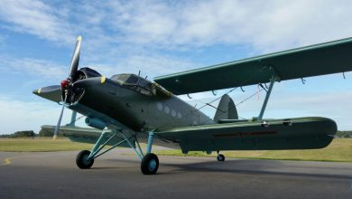 Photo of Vliegtuig maakt harde landing en breekt landingsgestel | Video