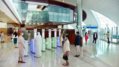 Photo of Emirates lounge weer open en chauffeursdienst hervat