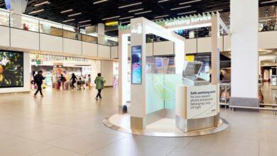 Photo of Schiphol komt met UV-zuil om zelf spullen te desinfecteren