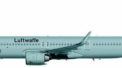 Photo of Duitse luchtmacht krijgt twee A321LR's