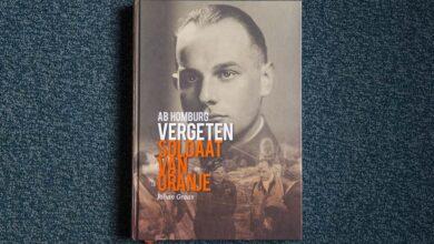 Photo of Ab Homburg, jachtvlieger en vergeten soldaat van Oranje | Boek
