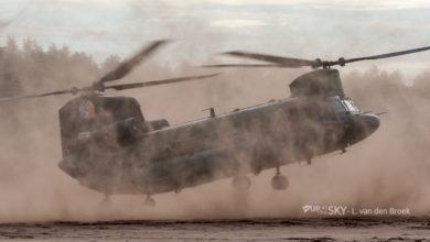 Photo of Luchtmacht verplaatst helikopteroefening naar Nederland | Foto's en video