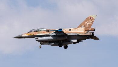 Photo of Israëlische luchtmacht landt voor oefening in Duitsland