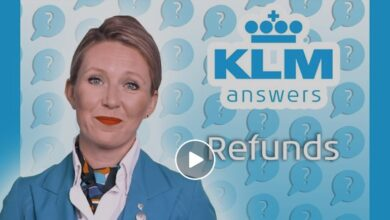 Photo of KLM voucherfilmpje valt verkeerd
