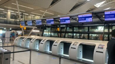 Photo of Aeromexico neemt zelfservice bagagezuilen op Schiphol in gebruik