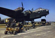 Photo of Defensie start berging Britse bommenwerper Markermeer