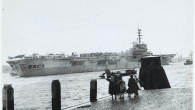 Photo of Het laatste Nederlandse vliegdekschip | Video