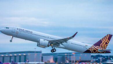 Photo of Vistara's A321neo voert eerste commerciële vlucht uit