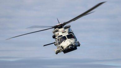 Photo of In zee gecrashte NH90 gevonden
