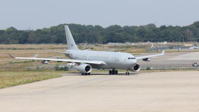 Photo of Tweede A330 MRTT geland op Eindhoven