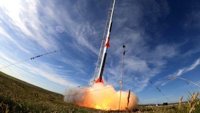 Photo of Voor het eerst in 50 jaar raket gelanceerd vanaf IJsland