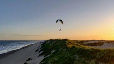 Photo of Soaren: urenlang boven de Nederlandse duinen vliegen | Foto's