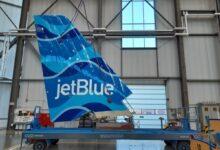 Photo of JetBlue maakt livery voor mogelijke vluchten naar Amsterdam bekend