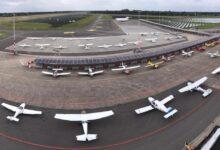 Photo of Video: 140 vliegtuien bij fly-in op Groningen Airport Eelde