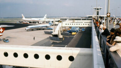 Photo of Terugblik: Schiphol in de jaren '70 | Video