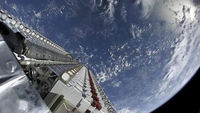 Photo of Video: aan boord van de lancering en de landing van een SpaceX Falcon 9