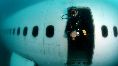 Photo of Airbus A300 naar de bodem van de Egeïsche Zee   Video