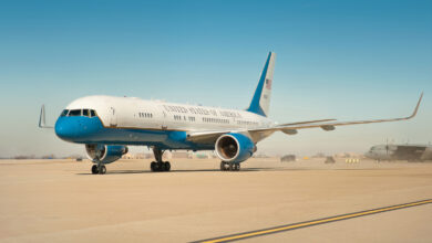 Photo of Aan boord van Air Force Two | Video