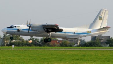 Photo of Antonov AN-26 neergestort in Oekraïne | Video