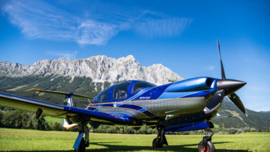Photo of Diamond DA50 RG ontvangt Europese certificering | Foto's