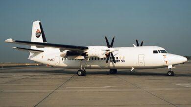 Photo of Fokker 50 verongelukt bij landing | Foto's