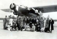 Photo of De eerste KLM-vlucht naar Paramaribo | Video