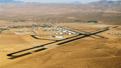 Photo of Mojave Airport: het vliegtuig-kerkhof in de Californische woestijn