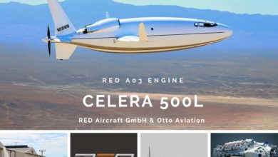 Photo of Zuinig vliegen in de kogelvormige Celera 500L | Video