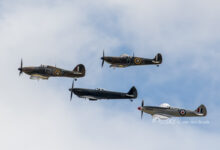 Photo of Spitfires boven Londen ter ere van 80-jarig jubileum Battle of Britain | Video