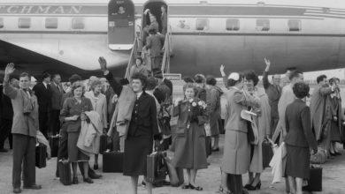 Photo of Zo nam de KLM haar eerste Douglas DC-6 in ontvangst | Video